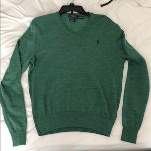 Ralph Lauren thin pull over sweater